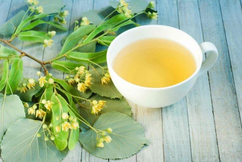Benefícios do Chá de Tília