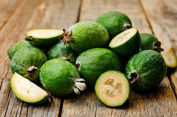 Goiaba Ananás Benefícios