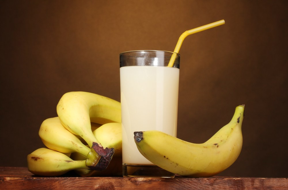 Suco de Banana Beneficios