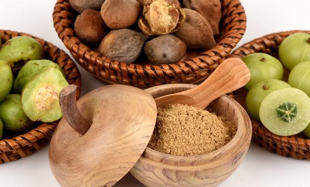 Triphala fruta: 30 benefícios, informação nutricional e malefícios