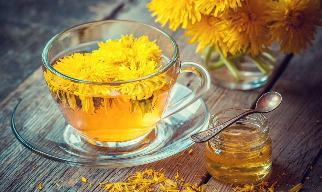 Chá de Crisântemo