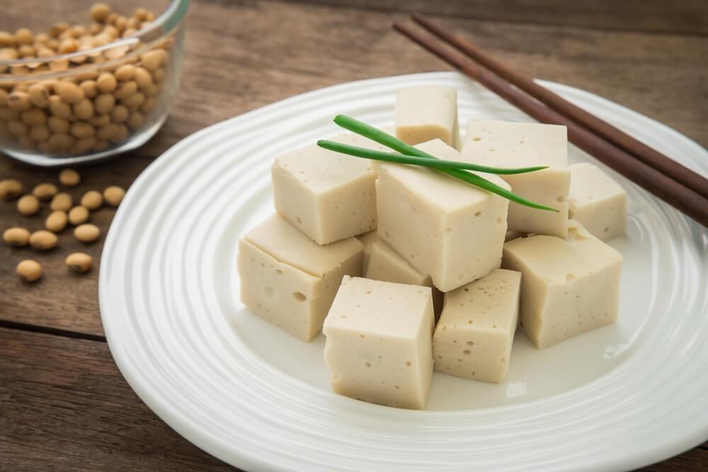 benefícios do Tofu Para Saúde