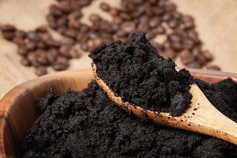 borra de cafe