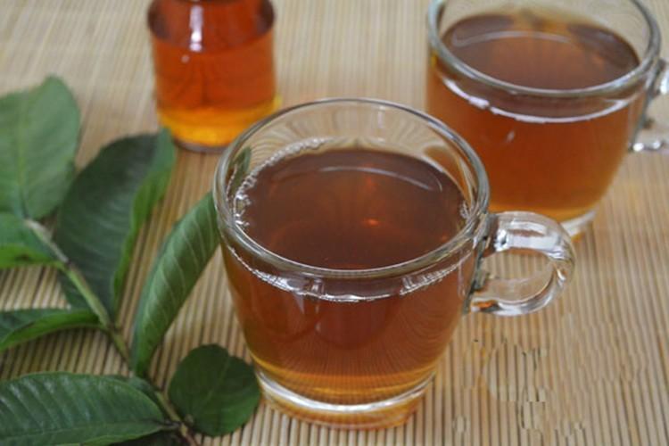 Chá de Folha de Goiaba
