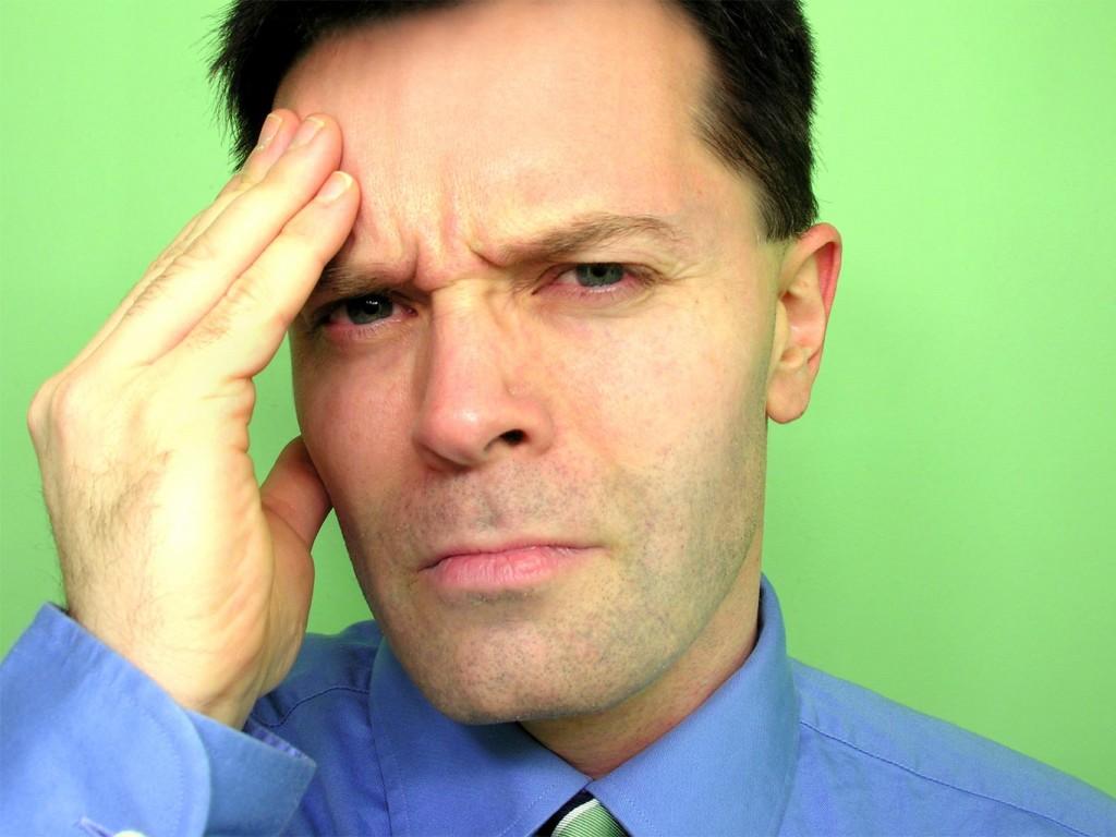 curar a dor de cabeça