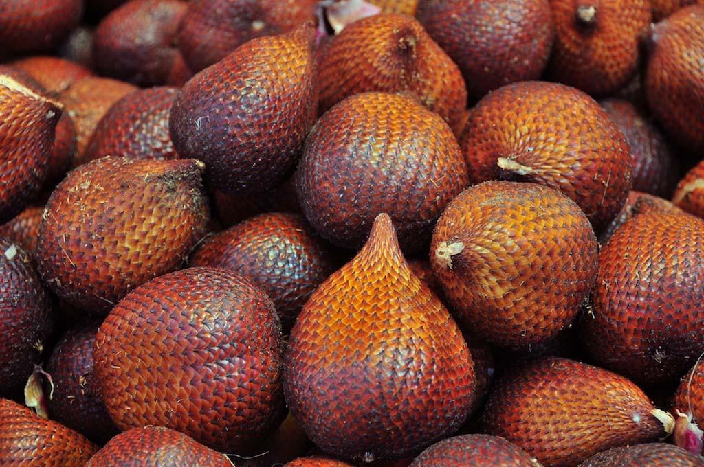 fruta cobra