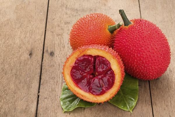 Gac fruta: 30 benefícios, informação nutricional e malefícios