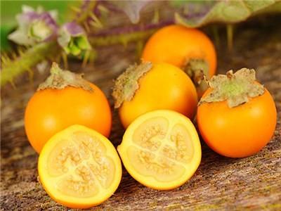 Naranjilla fruta: 30 benefícios, informação nutricional e malefícios