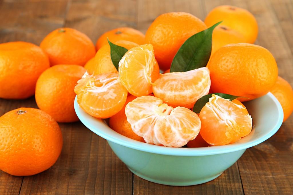 benefícios da bergamota