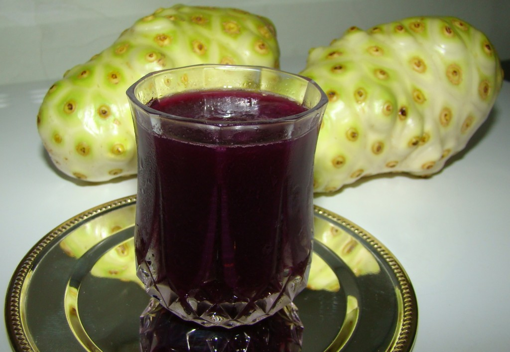 Suco do Noni