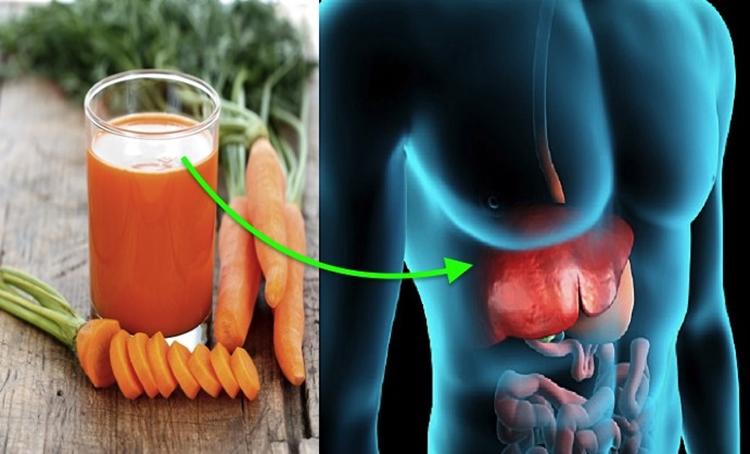 Bebidas Caseiras Para Desintoxicar o Fígado