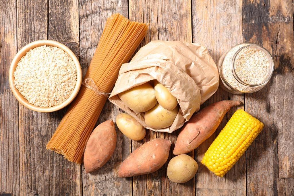 alimentos mais ricos em carboidratos