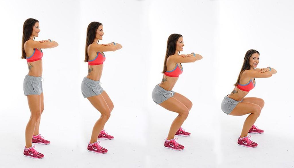 Exercícios Para Aumentar o Bumbum em Casa