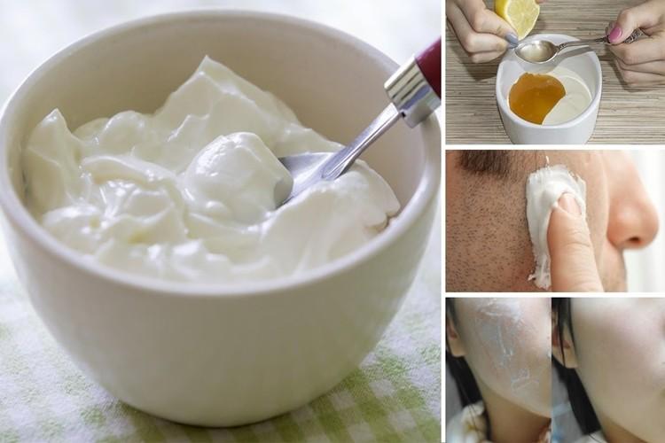 depilação facial com açúcar