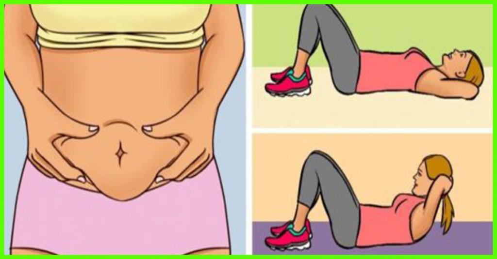 derreter a gordura da barriga