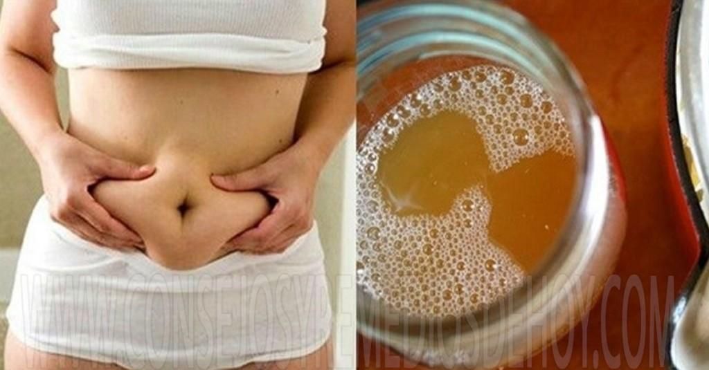Como Queimar Gordura da Barriga com 1 Única Bebida