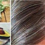 eliminar os cabelos grisalhos