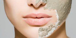 argila para rosto