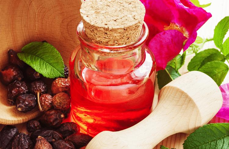oleo de rosa mosqueta para o rosto beneficios