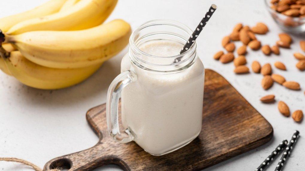 vitamina da banana